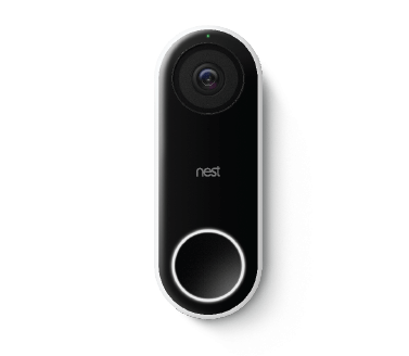 DISH Smart Home Services - Nest Hello Video Doorbell - Caro, Michigan - Majestic Sky Link, LLC - DISH Authorized Retailer