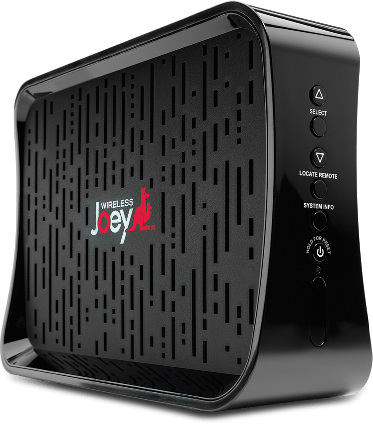 The Wireless Joey - TV in Every Room - No Wires - Caro, Michigan - Majestic Sky Link, LLC - DISH Authorized Retailer