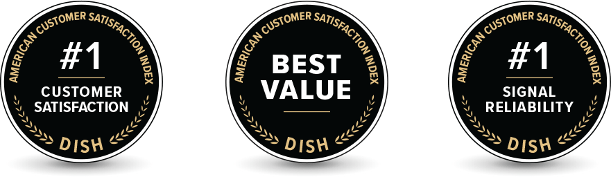 DISH Ranked #1 in Customer Satisfaction - Majestic Sky Link, LLC - DISH Authorized Retailer