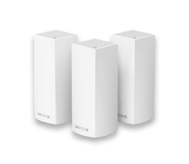 DISH Smart Home Services - Linksys Velop Mesh Router - Caro, Michigan - Majestic Sky Link, LLC - DISH Authorized Retailer