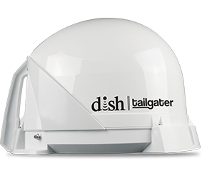 The Tailgater - Outdoor TV - Caro, Michigan - Majestic Sky Link, LLC - DISH Authorized Retailer