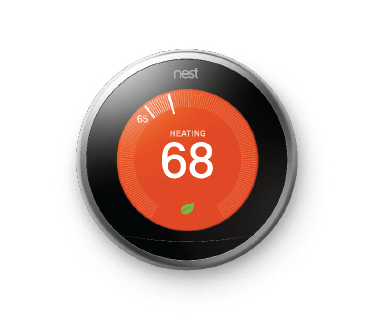DISH Smart Home Services - Nest Learning Thermostat - Caro, Michigan - Majestic Sky Link, LLC - DISH Authorized Retailer